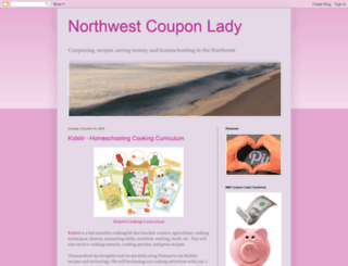 nwcouponlady.blogspot.com screenshot