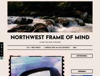 nwframeofmind.com screenshot