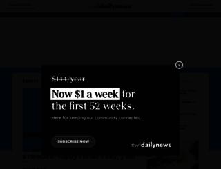 nwfvarsity.com screenshot