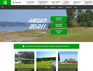nwgolfguys.com screenshot