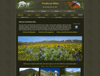 nwhiker.com screenshot