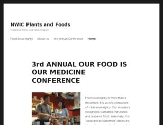 nwicplantsandfoods.com screenshot
