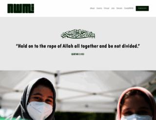 nwmi.org screenshot