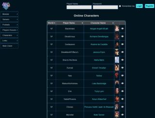 nwn.sinfar.net screenshot