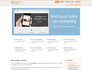 nwonline.co.uk screenshot