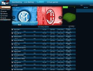 nxbet.com screenshot