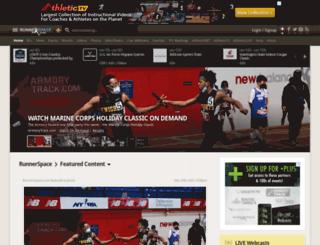 nxnmw.runnerspace.com screenshot