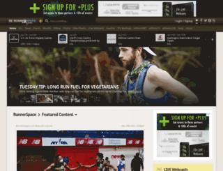 nxnne.runnerspace.com screenshot