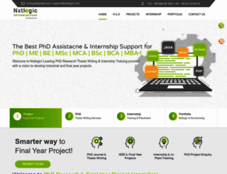 nxtproject.com screenshot
