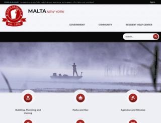 ny-malta.civicplus.com screenshot