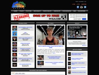 ny2lasports.com screenshot