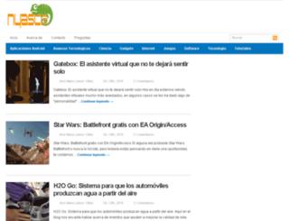 nyasca.com screenshot