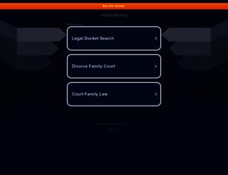 nycourts.org screenshot