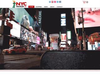 nyctraveler.com screenshot