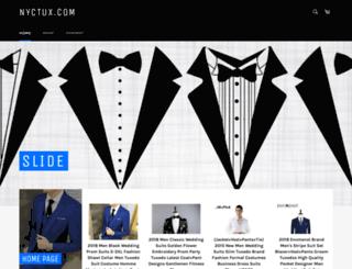 nyctux.com screenshot