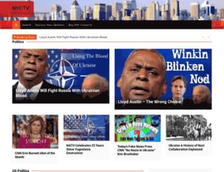 nyctv.com screenshot