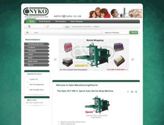 nyko.co.za screenshot