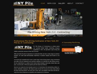 nypile.com screenshot