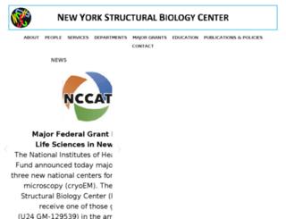 nysbc.org screenshot