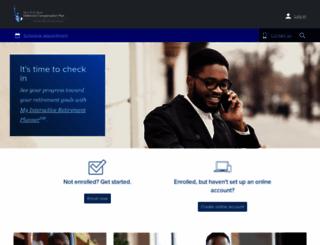 nysdcp.com screenshot
