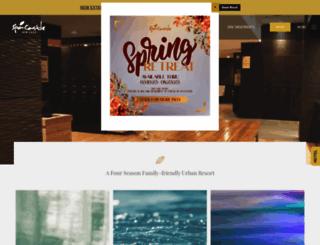 nyspacastle.com screenshot