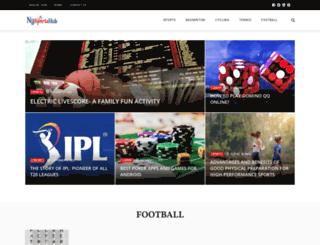 nysportshub.com screenshot