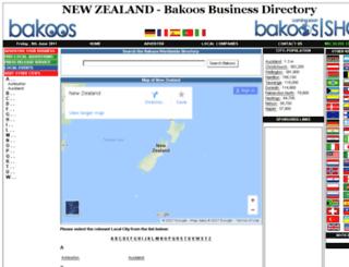 nz.bakoos.com screenshot
