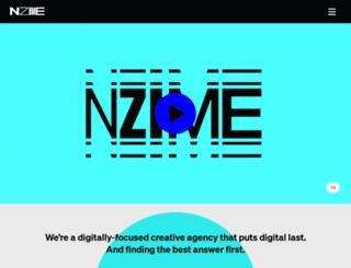 nzime.com screenshot