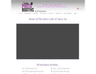 oahuphotobooths.com screenshot