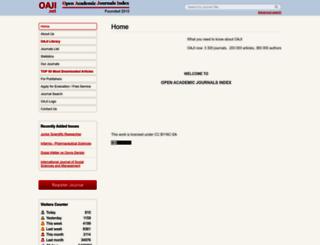 oaji.net screenshot