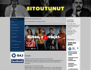 oajlappi.fi screenshot