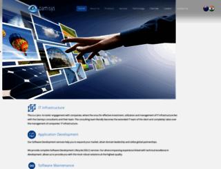oamisys.com screenshot