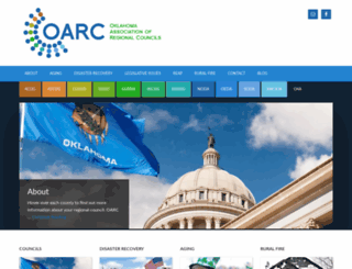 oarcok.org screenshot