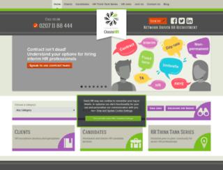 oasishr.com screenshot