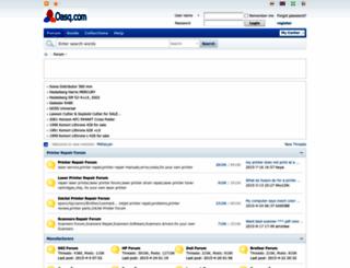 oasq.com screenshot