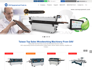 oavequipment.com screenshot