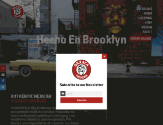 oaxacatacos.com screenshot