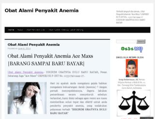 obatalamipenyakitanemia9.wordpress.com screenshot
