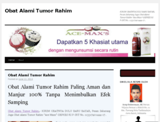 obatalamitumorrahim.wordpress.com screenshot