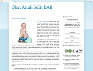 obatanaksulitbab.blogspot.com screenshot