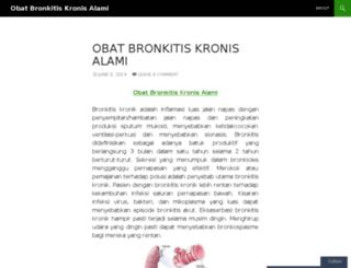 obatbronkitiskronisalami.wordpress.com screenshot