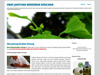 obatjantungberdebarkencang2.wordpress.com screenshot