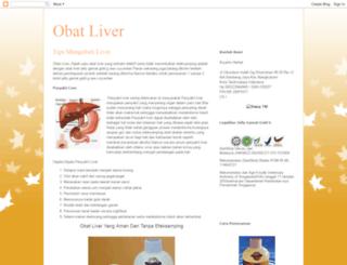 obatliverr.blogspot.com screenshot