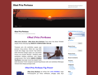 obatpriaperkasaa.wordpress.com screenshot