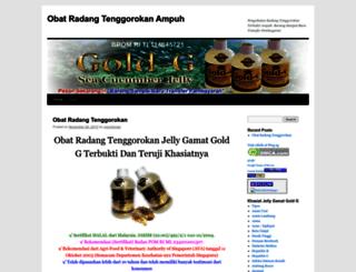 obatradangternggorokanasli.wordpress.com screenshot