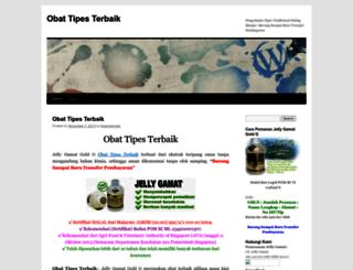 obattipespalingmanjur.wordpress.com screenshot