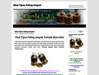 obattipesterlaris.wordpress.com screenshot