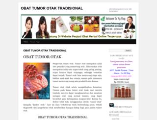 obattumorotaktradisional.obatwasirberdarah.com screenshot