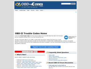 obd-codes.com screenshot