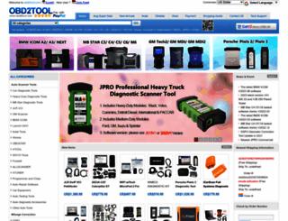 obd2tool.com screenshot
